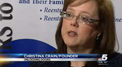 Christina Crain interview NBC DFW