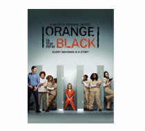 Signed Poster: Orange is the New Black Netflix Series